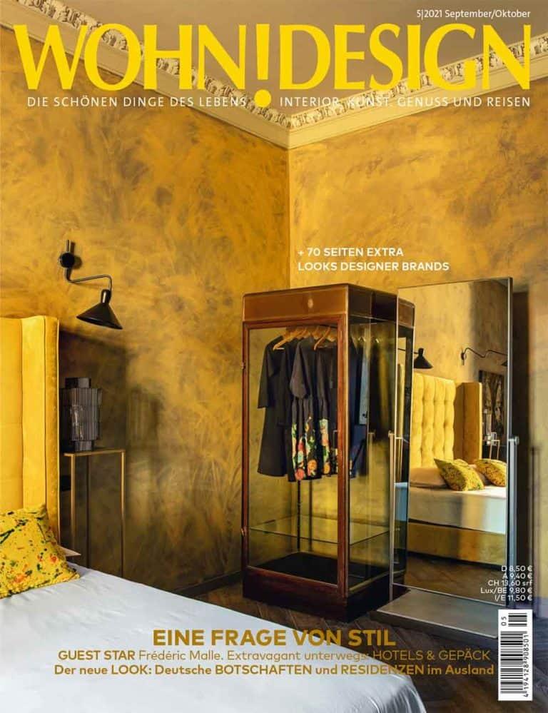 WOHNDESIGN Magazin 05-2021